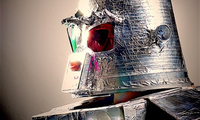 Der Funky Robot ist ein feiner Kerl!